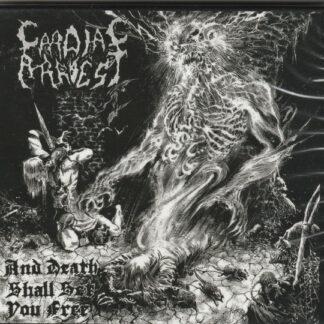 CARDIAC ARREST - And Death Shall Set You Free CD