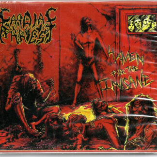CARDIAC ARREST - Haven For The Insane CD