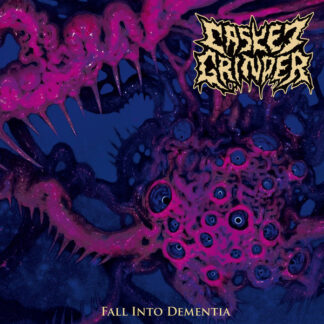 CASKET GRINDER - Fall into Dementia CD