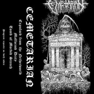 CEMETARIAN - Tomb Of Morbid Stench CASSETTE