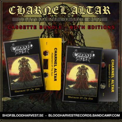 CHARNEL ALTAR - Abatement Of The Sun CASSETTE (Bundle)