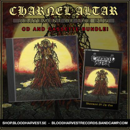 CHARNEL ALTAR - Abatement Of The Sun CD & CASSETTE