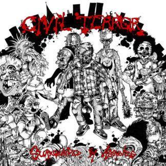 CIVIL TERROR - Surrounded By Assholes LP
