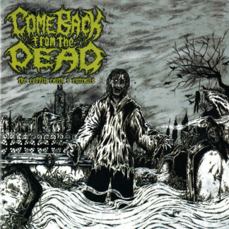 COME BACK FROM THE DEAD – The Coffin Earth's Entrails LP