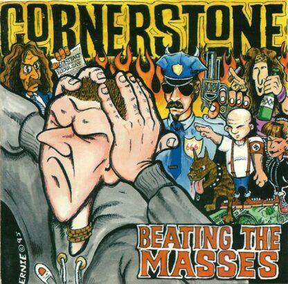 CORNERSTONE - Beating The Masses LP