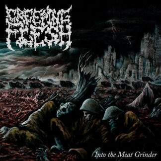 CREEPING FLESH - Into The Meat Grinder LP
