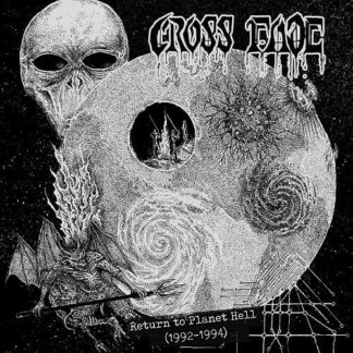 CROSS FADE - Return to Planet Hell CD