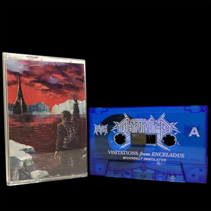 CRYPTIC SHIFT – Visitations From Enceladus CASSETTE