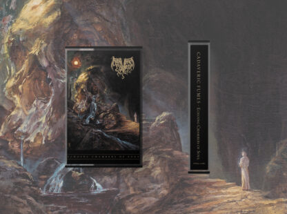 CADAVERIC FUMES - Echoing Chambers of Soul CASSETTE