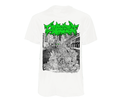 CONTAMINATED - Apex C.h.u.d. T-SHIRT