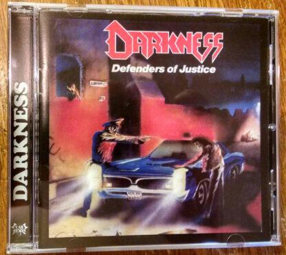 DARKNESS - Defenders of Justice - Titanic War (Demo-1986) CD 1