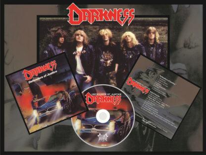 DARKNESS - Defenders of Justice - Titanic War (Demo-1986) CD 2