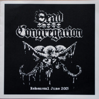 DEAD CONGREGATION - Rehearsal June 2005