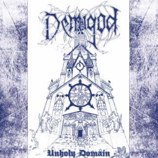 DEMIGOD - Unholy Domain LP