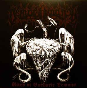 DEMONOMANCY - Rites Of Barbaric Demons LP