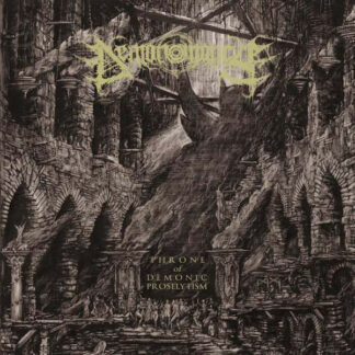 DEMONOMANCY - Throne Of Demonic Proselytism LP