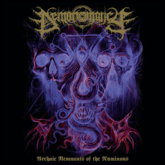 DEMONOMANCY / WITCHCRAFT - Archaic Remnants Of The Numinous / At The Diabolus Hour (Split) LP