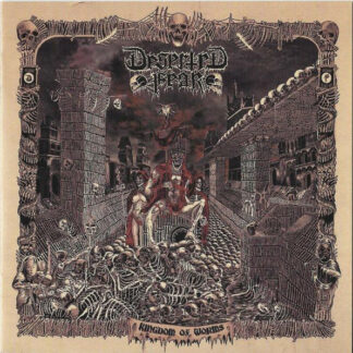 DESERTED FEAR – Kingdom Of Worms LP