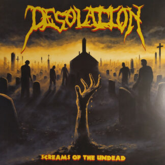DESOLATION - Screams Of the Undead LP