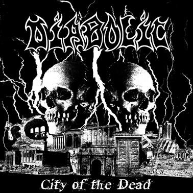 DIABOLIC – City of the Dead LP