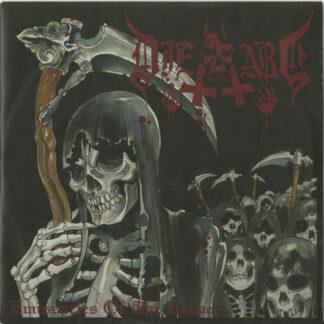 DIE HARD - Emissaries Of The Reaper 7EP