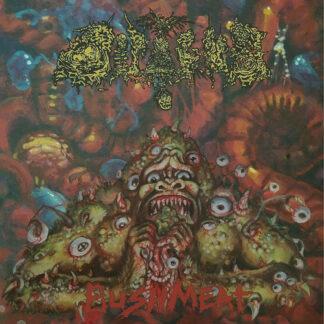 DIPYGUS - Bushmeat CD