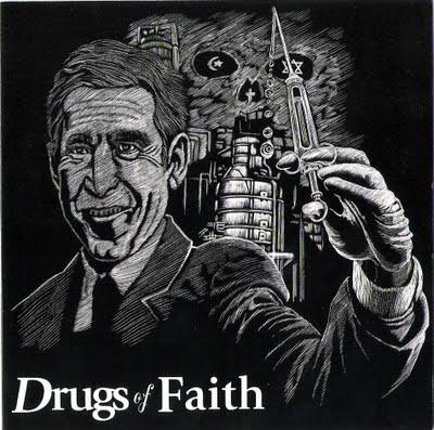 DRUGS OF FAITH - Drugs Of Faith LP