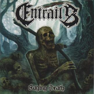 ENTRAILS – Raging Death LP