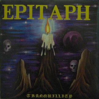 EPITAPH - Tranquillity LP