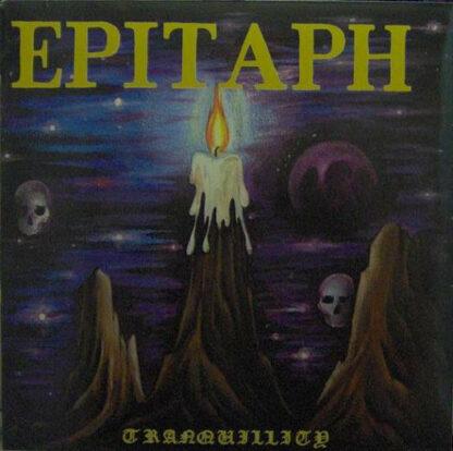 EPITAPH - Tranquillity LP