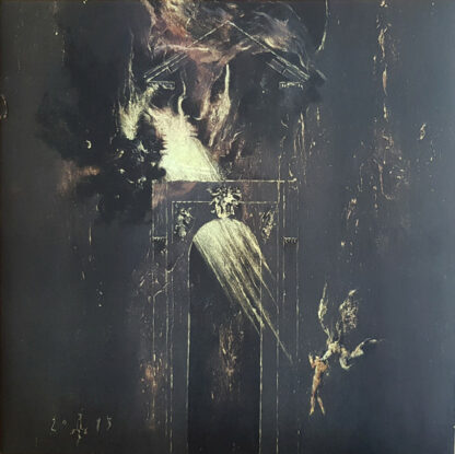 EREBUS ENTHRONED – Temple Under Hell LP