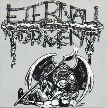 ETERNAL TORMENT - Downfall Of Human Existence 7EP