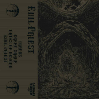 EVIL PRIEST – Evil Priest TAPE