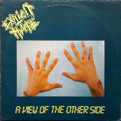 EXPLICIT HATE - View Of The Other Side LP