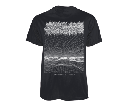 PERILAXE OCCLUSION - Exponential Decay T-SHIRT