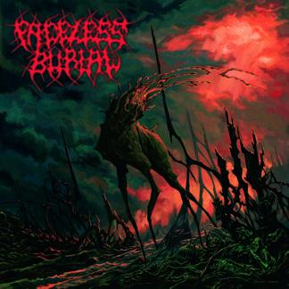 FACELESS BURIAL - Grotesque Miscreation LP