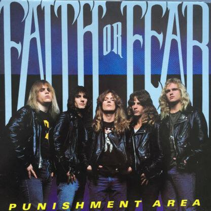 FAITH OR FEAR - Punishment Area LP