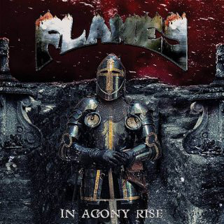 FLAMES – In Agony Rise LP