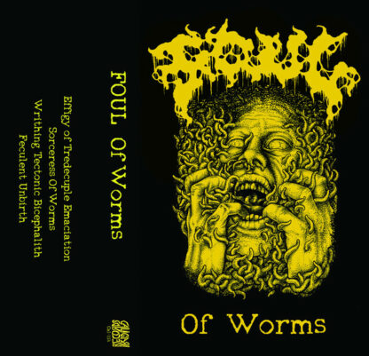 FOUL - ...Of Worms CASSETTE