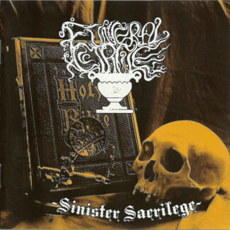 FUNERAL CIRCLE ‎– Sinister Sacrilege LP