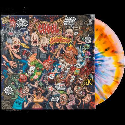 GHOUL - Splatterthrash LP