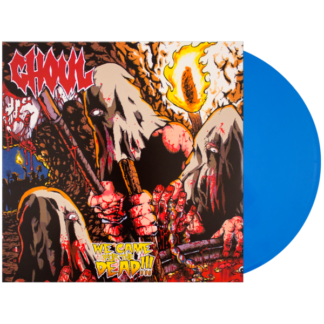 GHOUL - We Came For The Dead LP