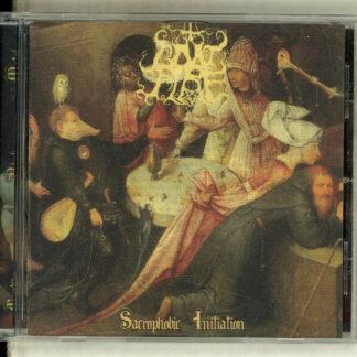 GOATFIRE - Sacrophobic Initiation CD