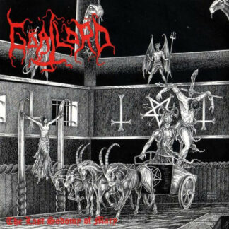 GOATLORD – The Last Sodomy of Mary LP