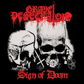 GRAVE DESECRATOR – Sign of Doom LP