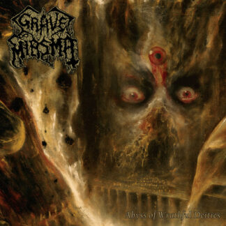 GRAVE MIASMA - Abyss of Wrathful Deities DLP