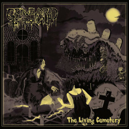GRAVEYARD GHOUL – The Living Cemetery LP