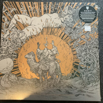 HADIT - With Joy And Ardour Through The Incommensurable Path LP