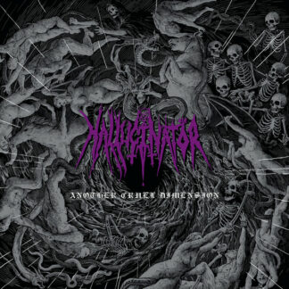 HALLUCINATOR - Another Cruel Dimension LP