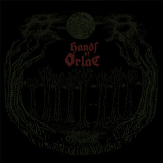 HANDS OF ORLAC – Figli Del Crepuscolo LP